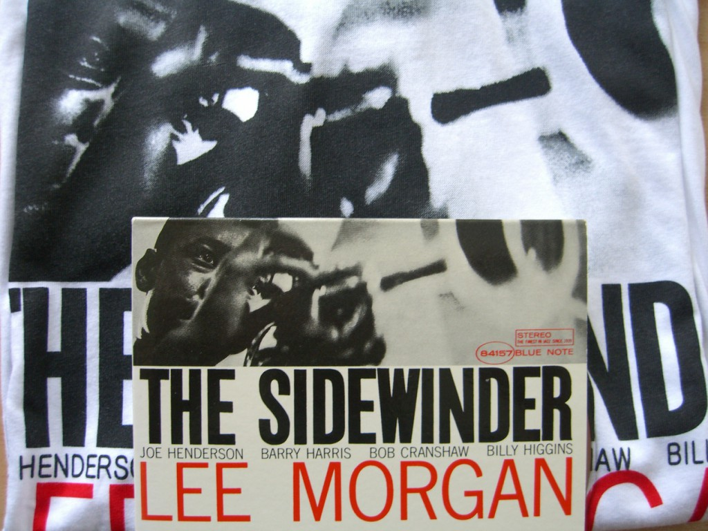 Lee Morgan - The Sidewinder (BN4157)