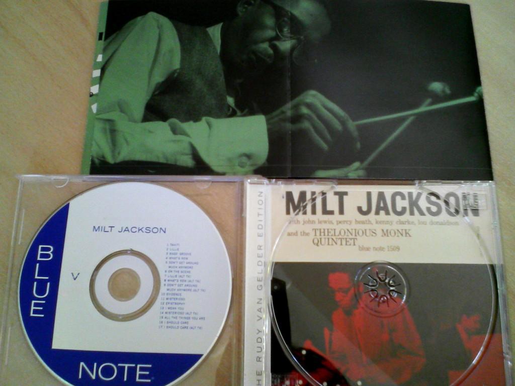Milt Jackson (Blue Note)