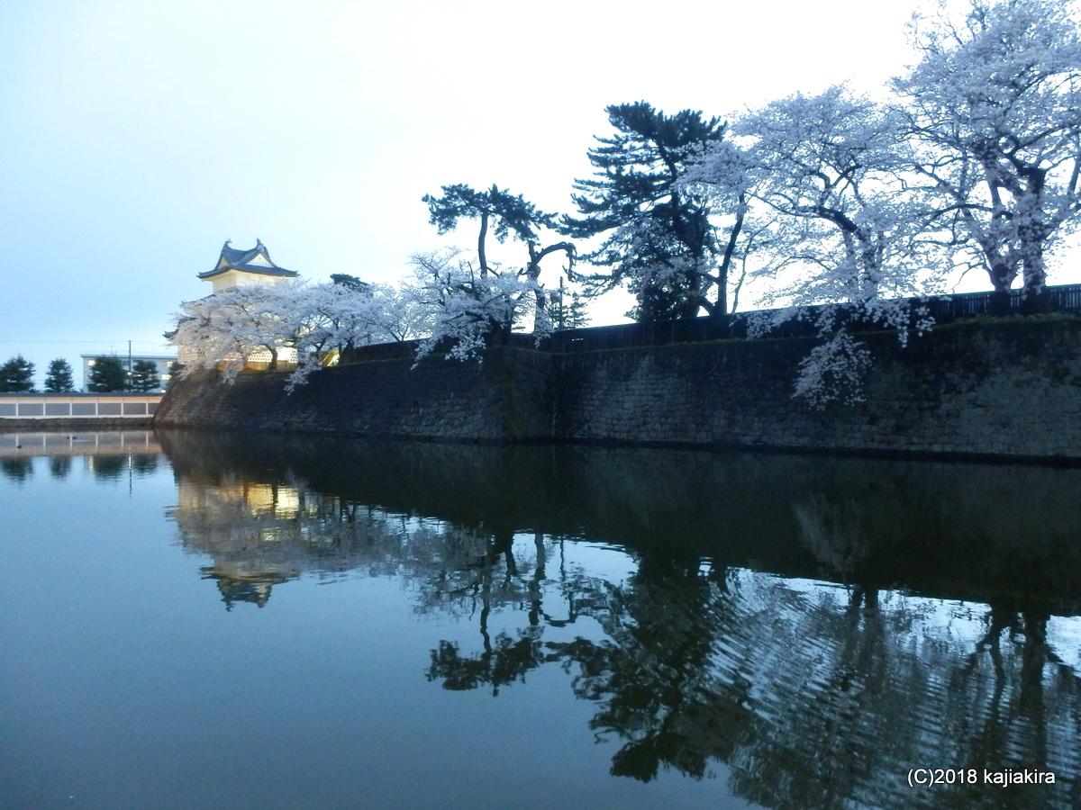 新発田城(戦国自衛隊の城)の城