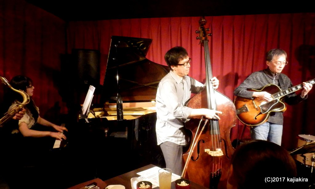 Jam Session@Monks Mood Jazz Club-201612