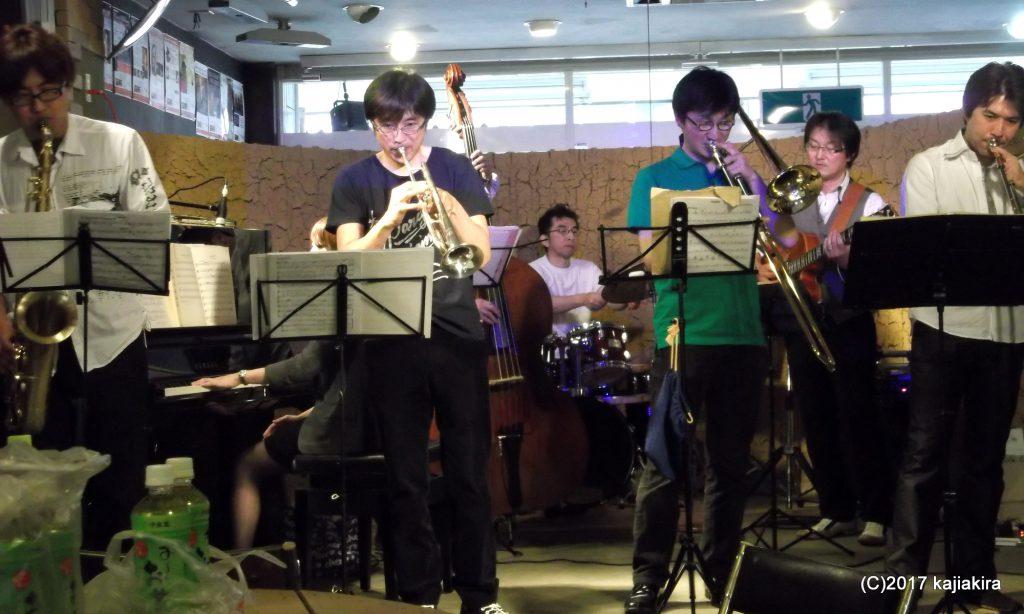 UM Jazz Septet + 高橋真太郎@多田金G&MCP-201205