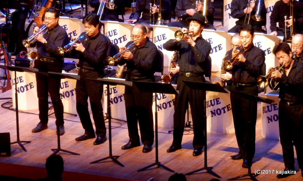 Blue Note Jazz Orchestra@長岡リリックホール-201411