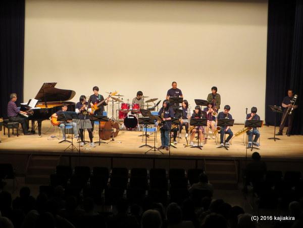 新潟ジュニアジャズオーケストラ