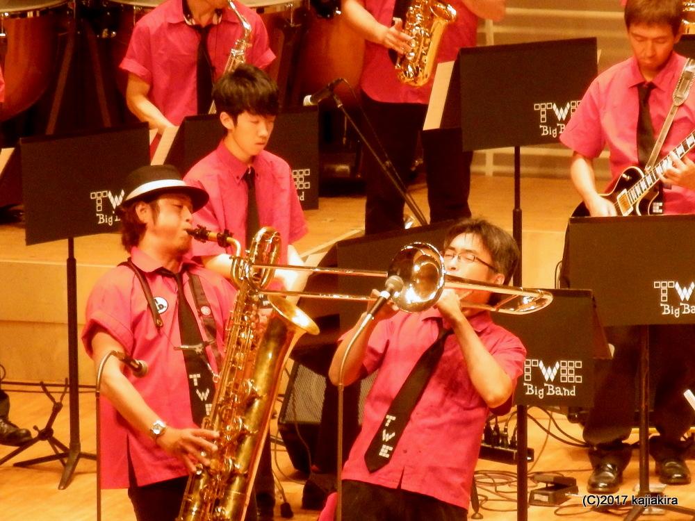 TWE Big Band Live 2015