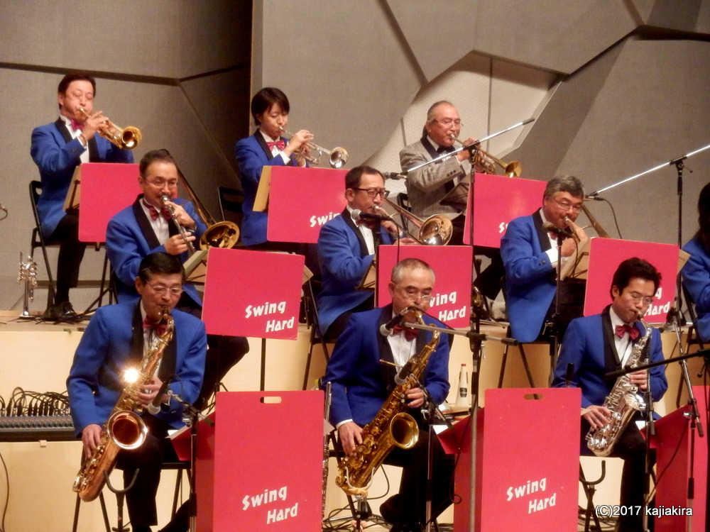 Swing Hard Jazz Orchestra Live 2016