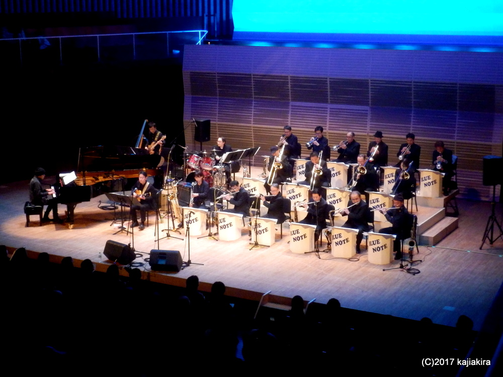 Blue Note Jazz Orchestra Live 2016