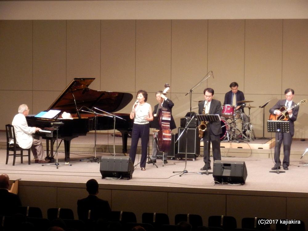 新潟地震50周年記念「デューク・エリントン・メモリアルコンサート」2014(6/14)より