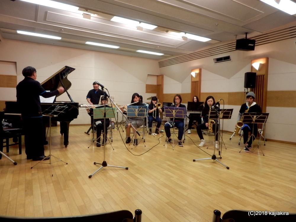 エンドル MUSIC SPECIAL@音楽文化会館 練習室13★第31回新潟ジャズストリート