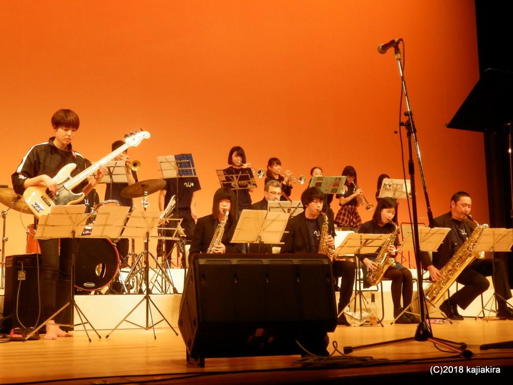 新潟ジュニアジャズオーケストラ@音楽文化会館ホール★第31回新潟ジャズストリート