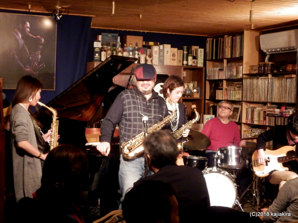 After Jam Session【非公開】@Jazz Flash★第31回新潟ジャズストリート