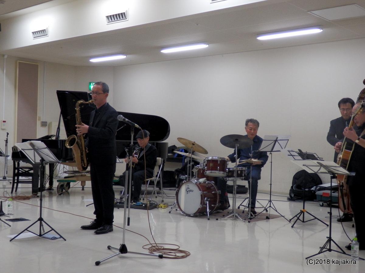 音楽文化会館 練習室10【新潟ジャズストリート】