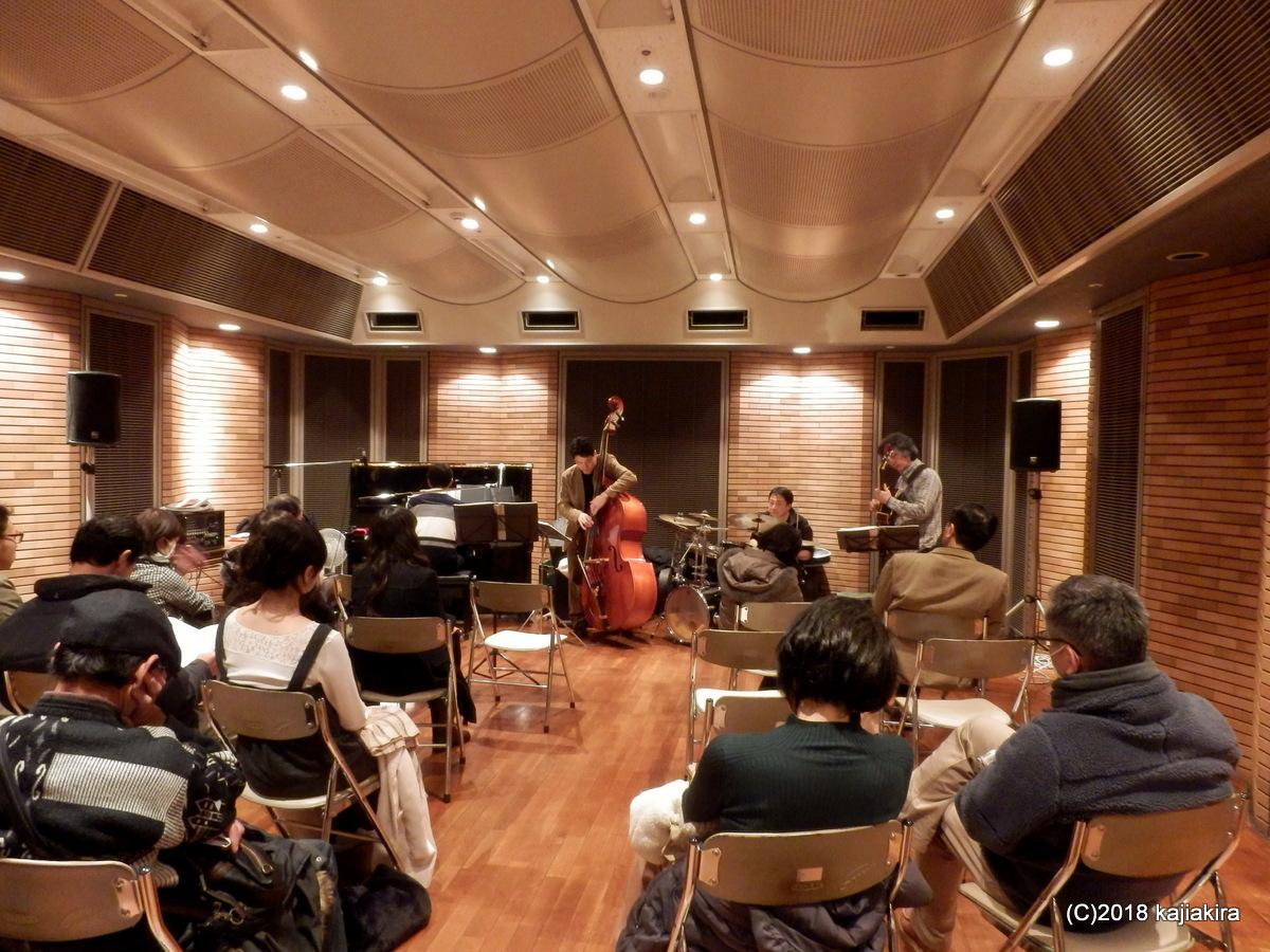 音楽文化会館 練習室12【新潟ジャズストリート】