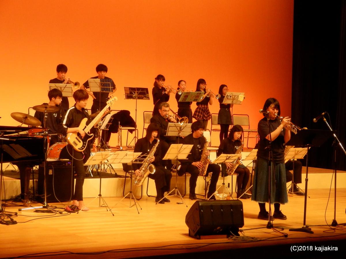音楽文化会館 ホール【新潟ジャズストリート】