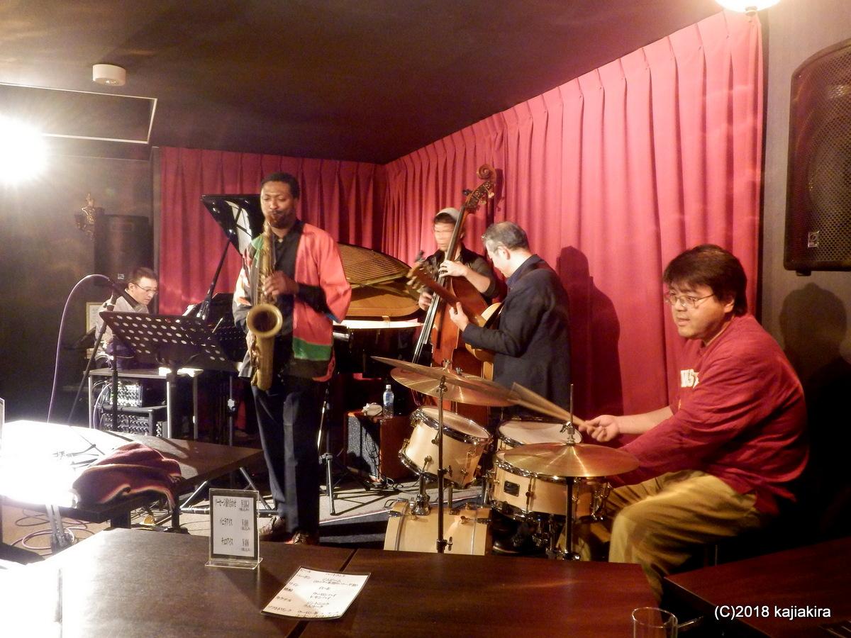 MONK' S MOOD JAZZ CLUB【新潟ジャズストリート】