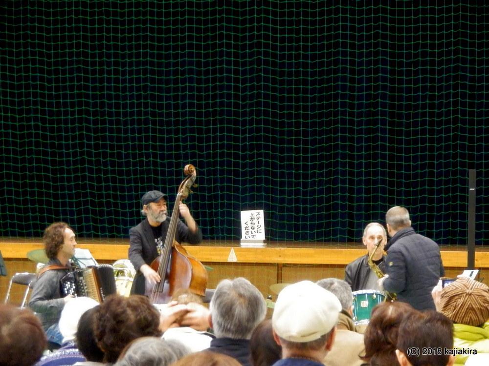 あがの国際交流音楽祭(阿賀野市)[ロザリオ・ジュリアーニ・カルテット]