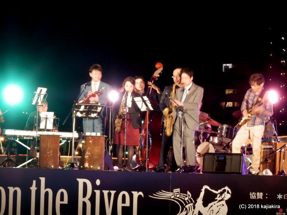 ジャムセッション@信濃川水上舞台2018 Music on the River[新潟市中央区]
