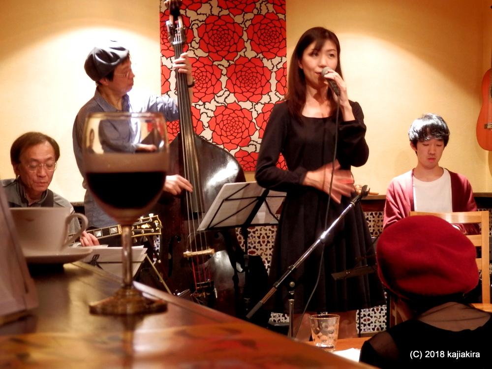 Tenderly Jazz Live 2018@アンビエンテ[新潟市中央区・古町]