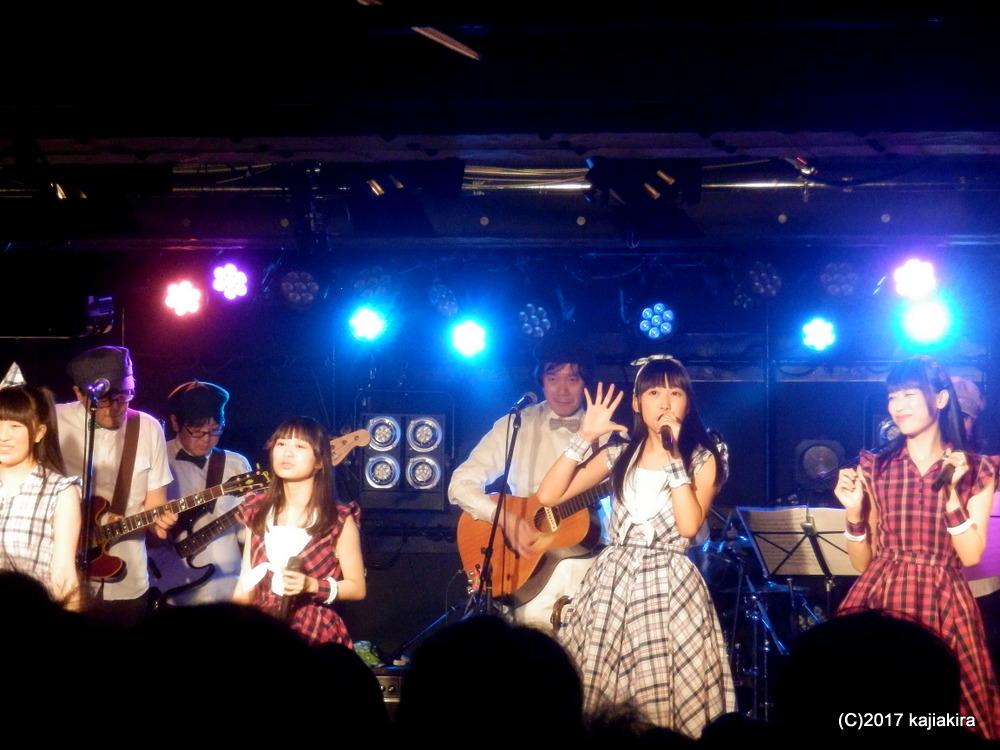 鈴木恵 & OUR GANG with RYUTist☆第2回日本海夕日ラインフェスティバル(201709)