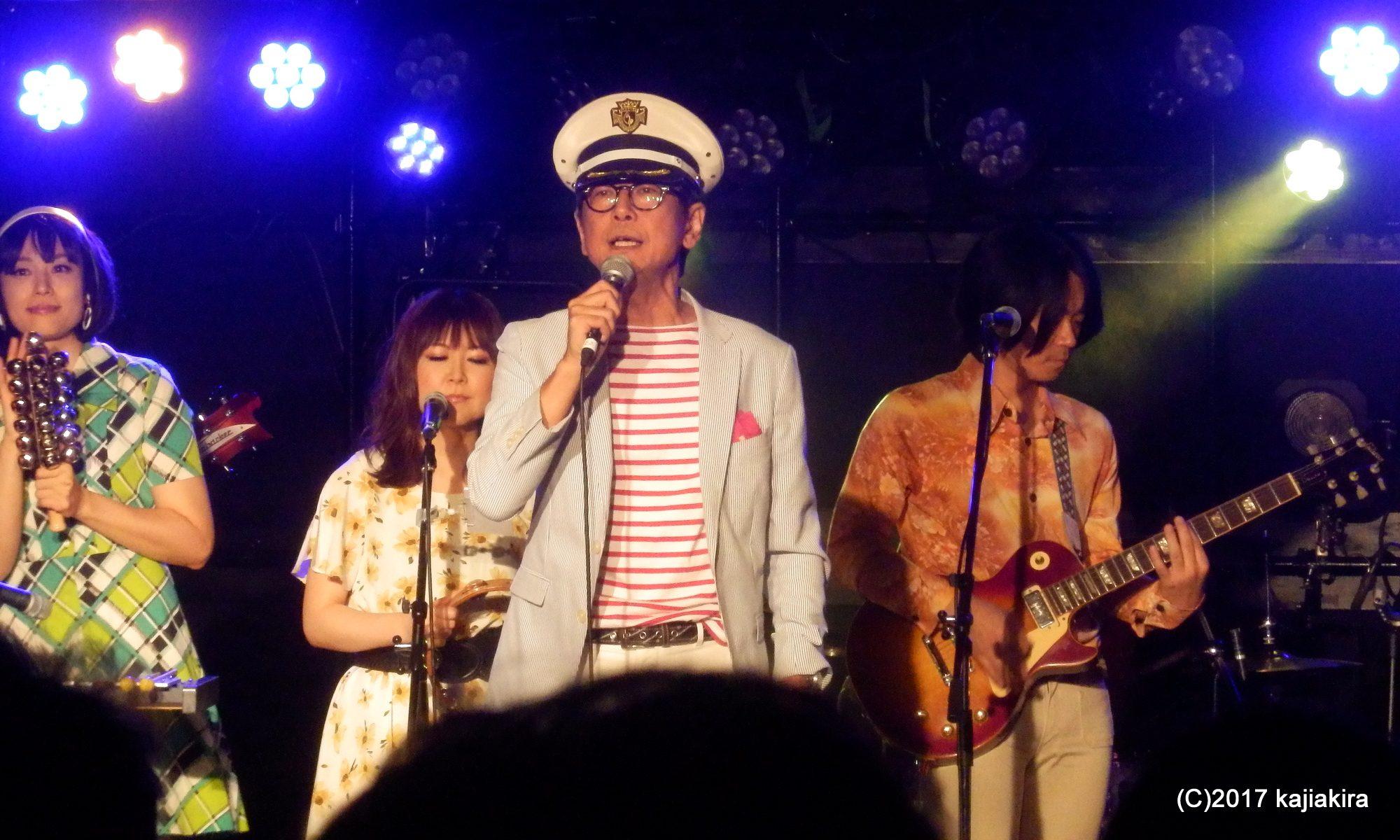 カンケ with 平川雄一 & RYUTist☆第2回日本海夕日ラインフェスティバル(201709)