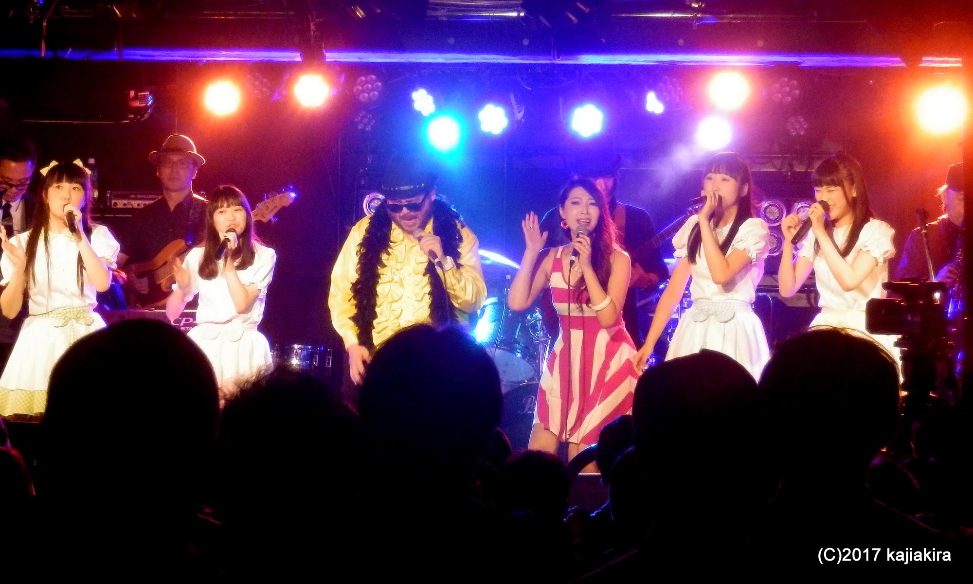 The MANDUMS☆第2回 日本海夕日ラインフェスティバル(201709)
