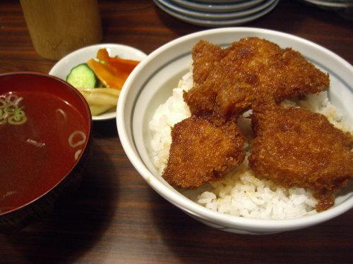 喜ぐちのかつ丼-20110717